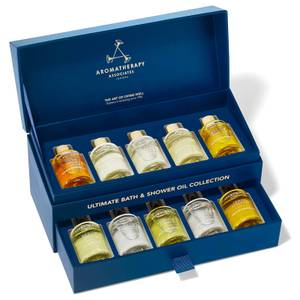Aromatherapy Associates Ultimate Bath and Shower Oil Collection (Worth $133.00)