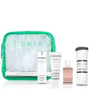 OSKIA Fresh Start Essentials Set (Worth £102.00)