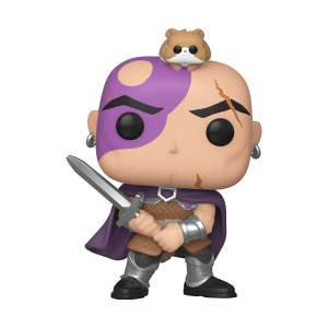 Figurine Pop! Minsc et Boo - Donjons & Dragons