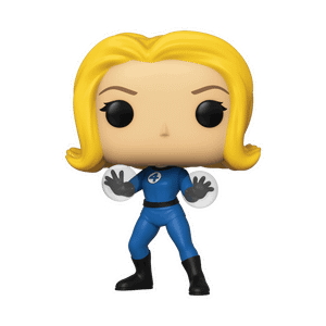 Marvel: I Fantastici Quattro - Donna Invisibile Figura Pop! Vinyl