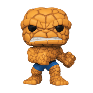 Marvel Fantastic Four The Thing Pop! Vinyl Figure