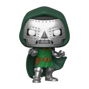 Marvel: I Fantastici Quattro - Doctor Doom Figura Pop! Vinyl