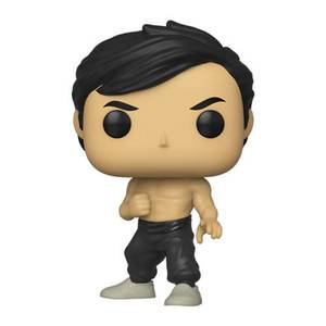 Figurine Pop! Liu Kang - Mortal Kombat