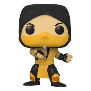 Figurine Pop! Scorpion - Mortal Kombat