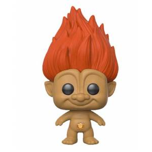 Zaubertroll - Orange-Troll Pop! Vinyl Figur