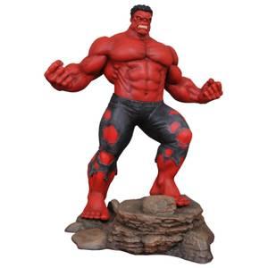 Diamond Select Marvel Gallery PVC Figure - Red Hulk