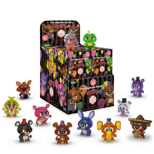 Figurine Funko Mystery Minis Five Nights At Freddy's Pizza Simulator