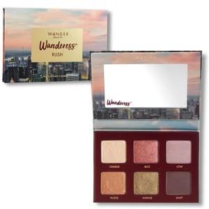 Wander Beauty Wanderess Rush Eyeshadow Palette 0.33 oz