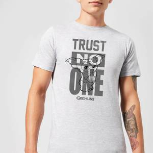 Gremlins Trust One Mogwai Men's T-Shirt - Grey