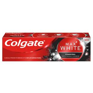 Colgate Max White Charcoal Toothpaste