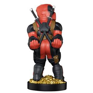 Marvel Collectible Deadpool 'Smart Ass' Cable Guy Controller and Smartphone Stand