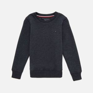 Tommy Hilfiger Boys' Basic Sweatshirt - Sky Captain