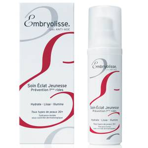 Embryolisse Youth Radiance Care - 1st Wrinkles Prevention Moisturizes - Smoothens - Illuminates