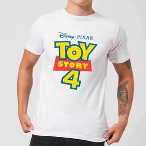Toy Story 4 Logo Men's T-Shirt - White
