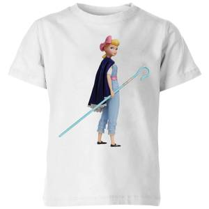 Toy Story 4 Bo Peep Kids' T-Shirt - White