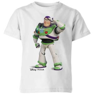 Toy Story 4 Buzz Kids' T-Shirt - White