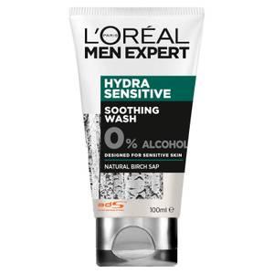 L'Oréal Paris Men Expert Hydra Sensitive Soothing Daily Face Wash 100ml
