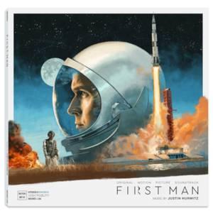 Mondo First Man Original Motion Picture Soundtrack LP
