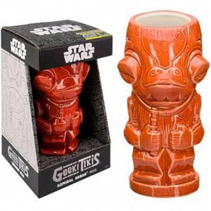 Beeline Creative Star Wars Admiral Ackbar 18 oz Geeki Tikis Mug SDCC Exclusive