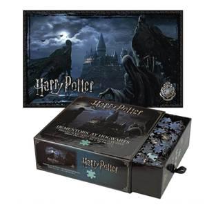 Harry Potter Dementors at Hogwarts 1,000 Piece Jigsaw Puzzle