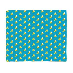 Banana Fleece Blanket