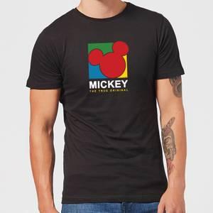 Disney Mickey The True Original Men's T-Shirt - Black