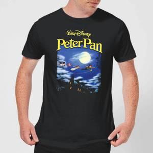 Disney Peter Pan Cover Men's T-Shirt - Black