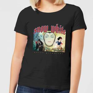 Disney Snow White And Queen Grimhilde Women's T-Shirt - Black