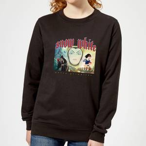 Disney Snow White And Queen Grimhilde Women's Sweatshirt - Black
