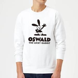 Disney Oswald The Lucky Rabbit Sweatshirt - White