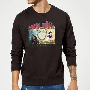 Disney Snow White And Queen Grimhilde Sweatshirt - Black