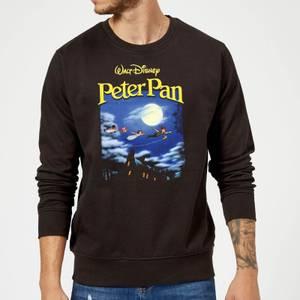 Disney Peter Pan Cover Sweatshirt - Black