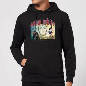 Disney Snow White And Queen Grimhilde Hoodie - Black