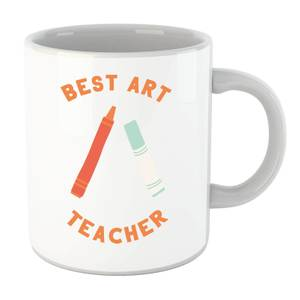 Best Art Teacher Mug