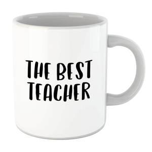 The Best Teacher Mug