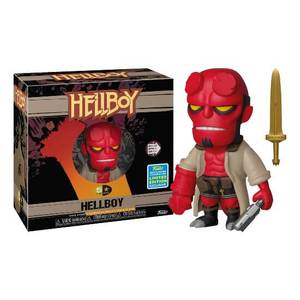 SDCC 2019 Hellboy Funko 5 Star Esclusiva