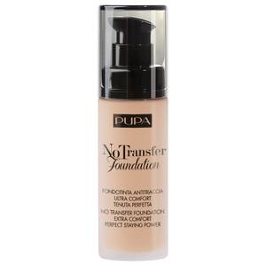 PUPA No Transfer Foundation 30ml (Various Shades)