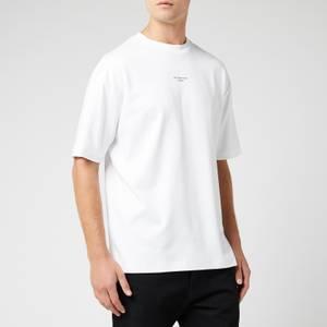 Drôle de Monsieur Men's NFPM T-Shirt - White