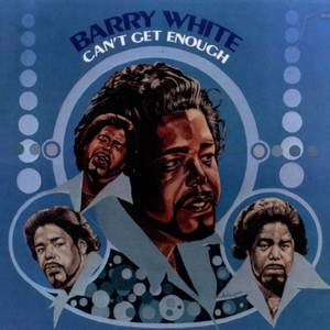 Barry White - Can't Get Enough LP