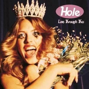 Hole - Live Through This LP