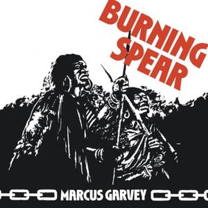 Burning Spear - Marcus Garvey LP