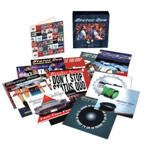 "Status Quo - The Vinyl Singles Collection:1990s 7"" Single Box Set"
