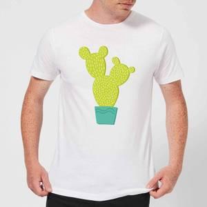 Tall Cactus Men's T-Shirt - White