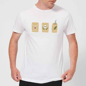 Seed Packets Men's T-Shirt - White