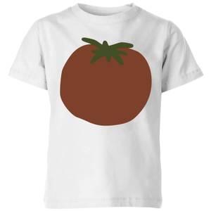 Tomato Kids' T-Shirt - White
