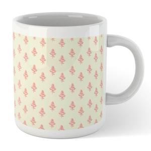 Pine Tree Pattern Mug
