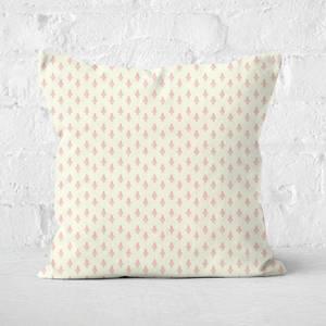 Pine Tree Pattern Square Cushion