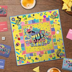 Totally 90s Board Game