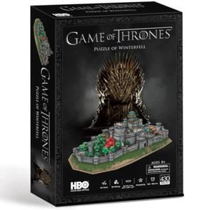 Puzle 3D Invernalia Juego de Tronos