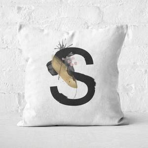 Wabi-Sabi S Square Cushion